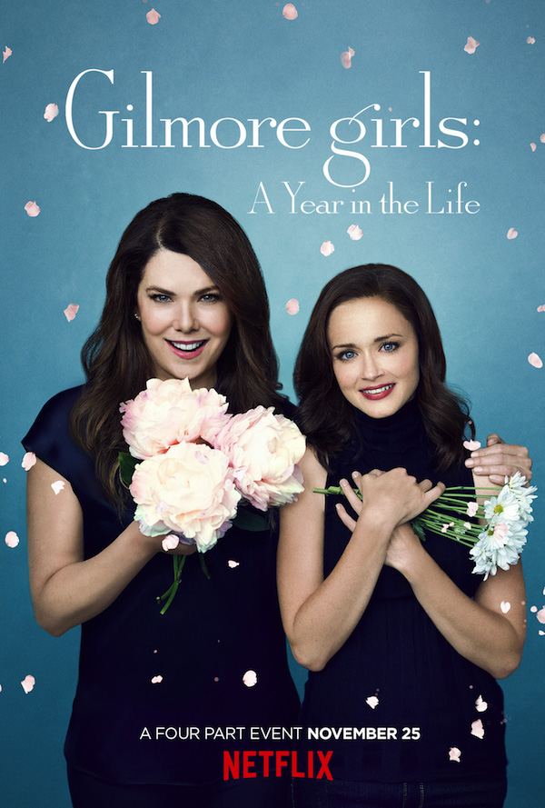 Affiche Gilmore Girls printemps