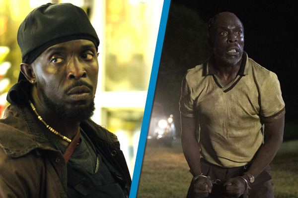 Michael Kenneth Williams dans The Wire et Lovecraft Country
