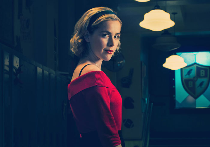The Chilling adventure of Sabrina