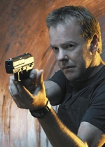 Kiefer Sutherland dans 24 heures chorno