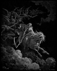 Gustave Doré, Death on the Pale Horse