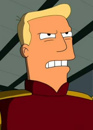 Capitaine Zapp Brannigan