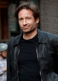 David Duchovny, aka Hank Moody dans Californication